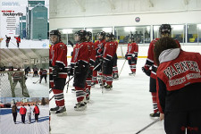 Warner Hockey School - Photography by Paula Doenz