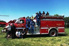 Warner Fire Department - Photography by Paula Doenz