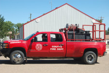 coutts-fire-department